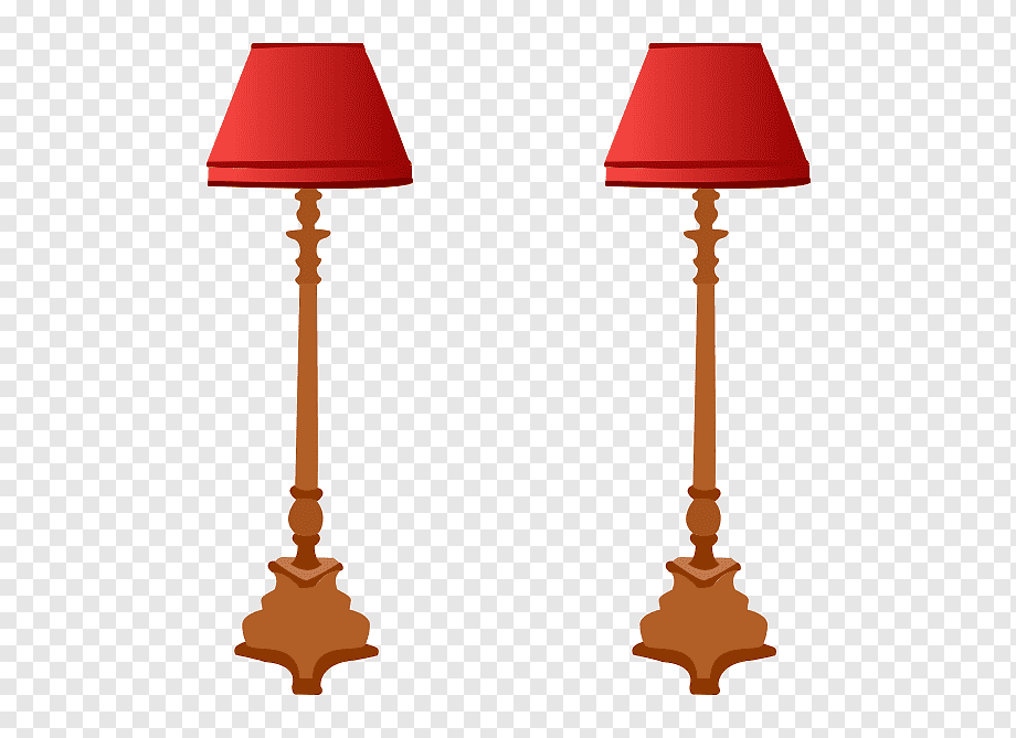 Furniture Designer Lamp Realistic Kind Of Furniture Lamps Light Fixture Orange Happy Birthday Vector Images Png In 2020 Lamp Design Retro Desk Lamp Brown Lamps