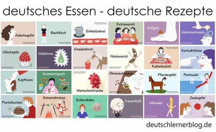 Deutsche Küche - 24 spezielle deutsche Rezepte für ...