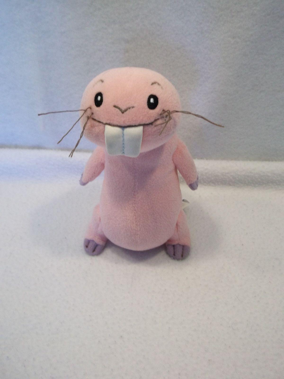 Disney Kim Possible Rufus Naked Mole Rat 7-5904