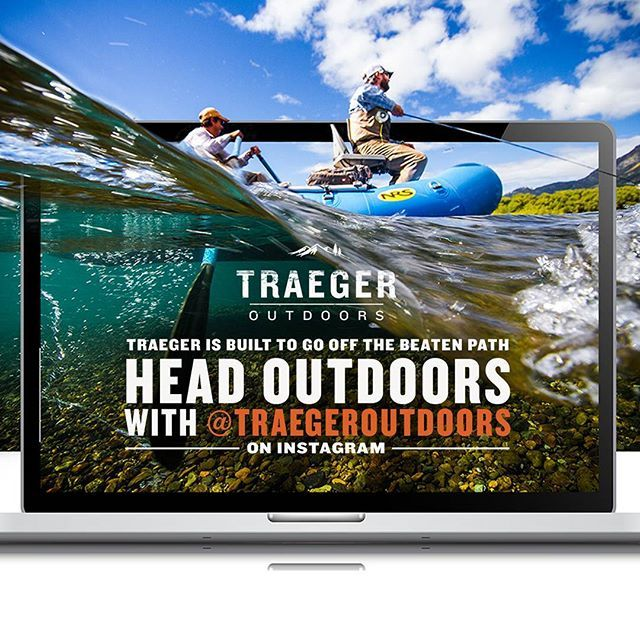 Feed your need for fresh flavor and epic adventures with @TraegerOutdoors. We're bringing outdoor enthusiasts a dedicated channel to highlight the best hunting, fishing, surfing, camping, and grilling off the grid.