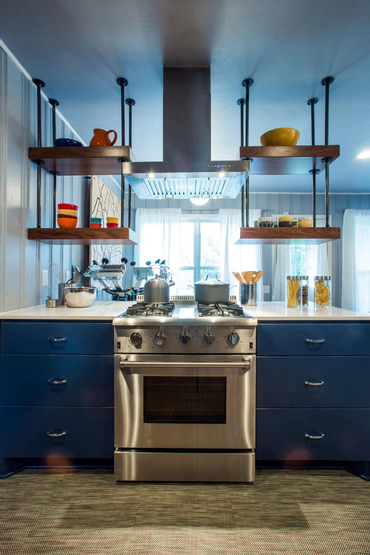 Desperate Kitchen Makeover: Austin Loft-Inspired Kitchen | Kitchens ...