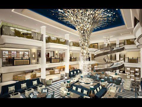 BRITANNIA From The Construction To The Cruise Ship Fincantieri - Britannia cruise ship
