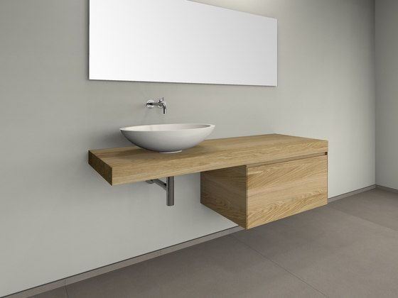 vanity units wash basins solid wood veneer absolut bad check it out on architonic. Black Bedroom Furniture Sets. Home Design Ideas
