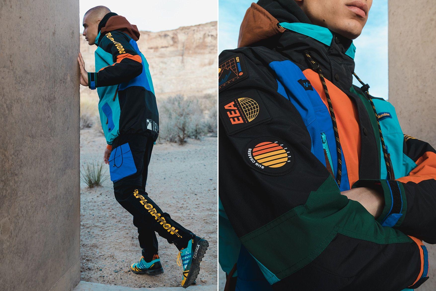 cc185c8c686 KITH Utah Collection EEA Element Exploration Agency fashion footwear  accessories 2018 Columbia Sportswear adidas TUMI Oakley G Shock Ronnie Fieg  release ...