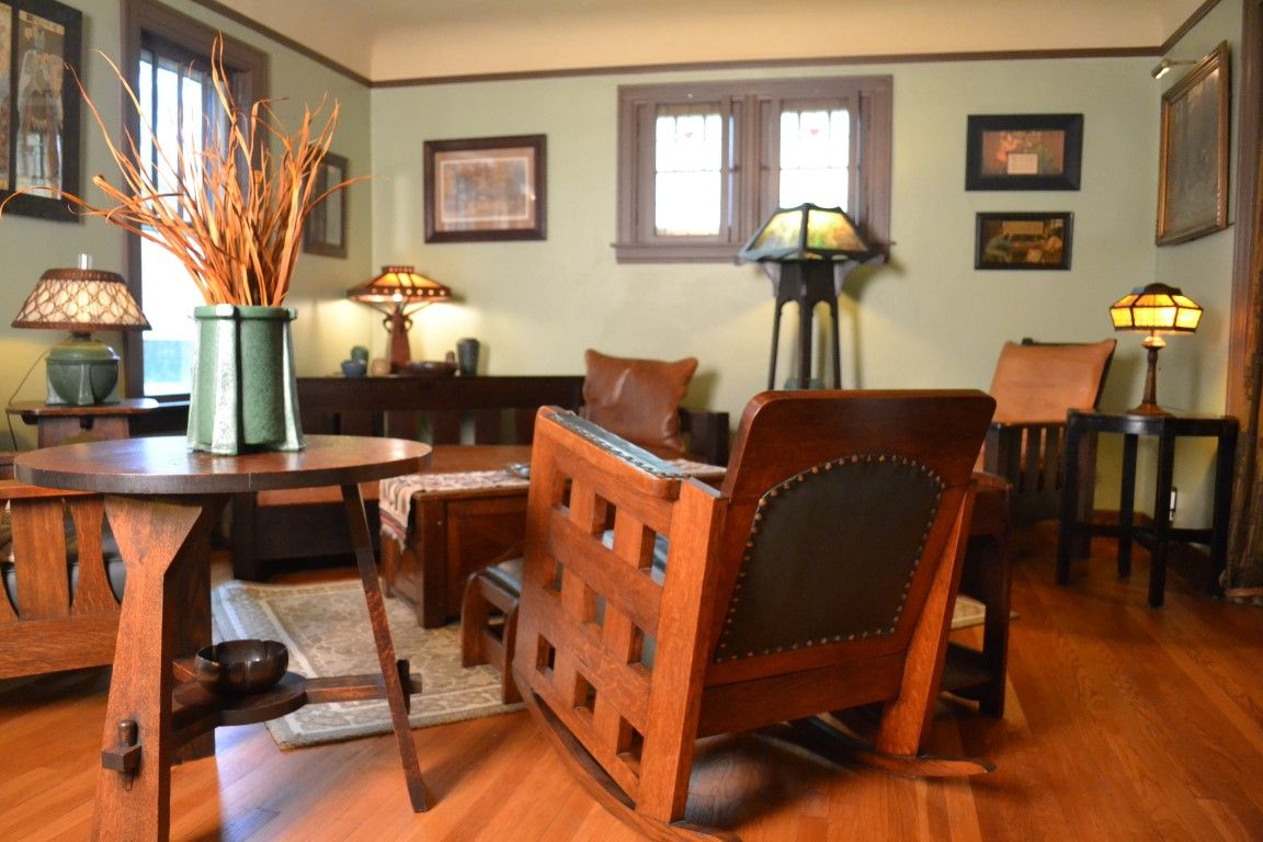 Craftsman style dining room - Arts Crafts Craftsman My Dining Room Colors