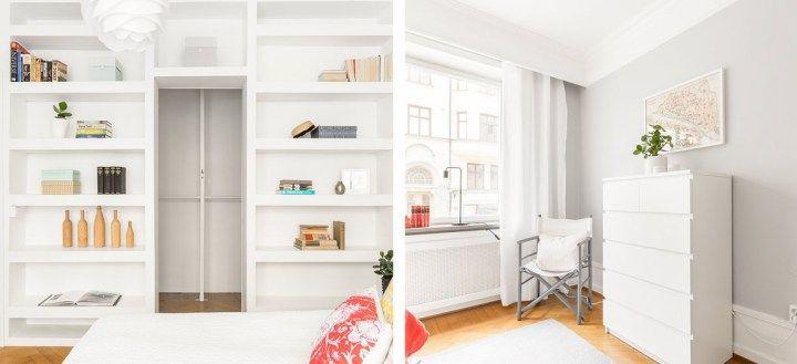 Post: Encimera de hormigón --> blog decoracion interiores, cemento pulido suelos encimeras, distribución diáfana, Encimera de hormigón, estilo nórdico, interiores pisos pequeños, revestimientos de interior