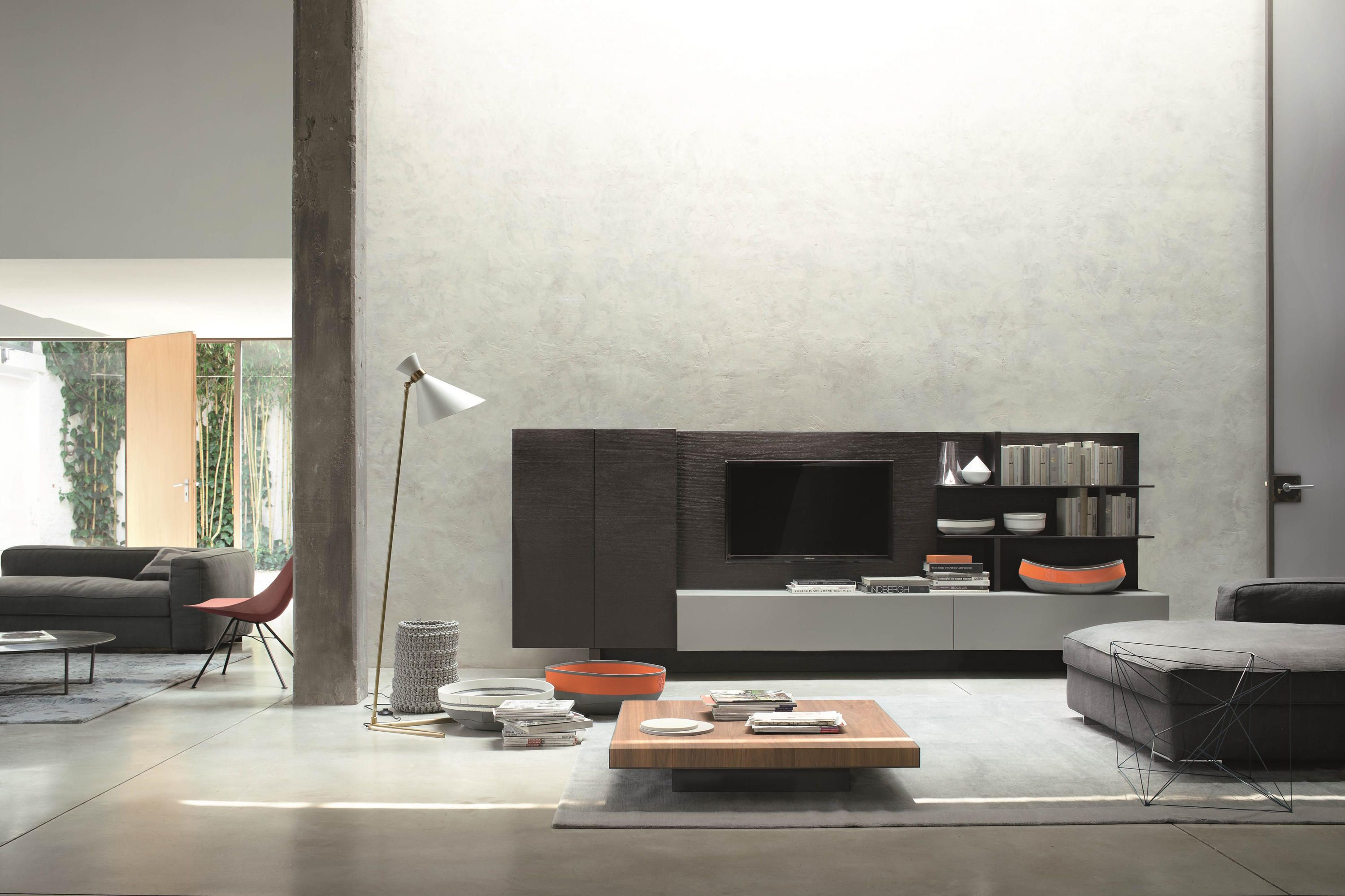 Cappello Mobili ~ T030 designer wall storage systems from lema ✓ all information