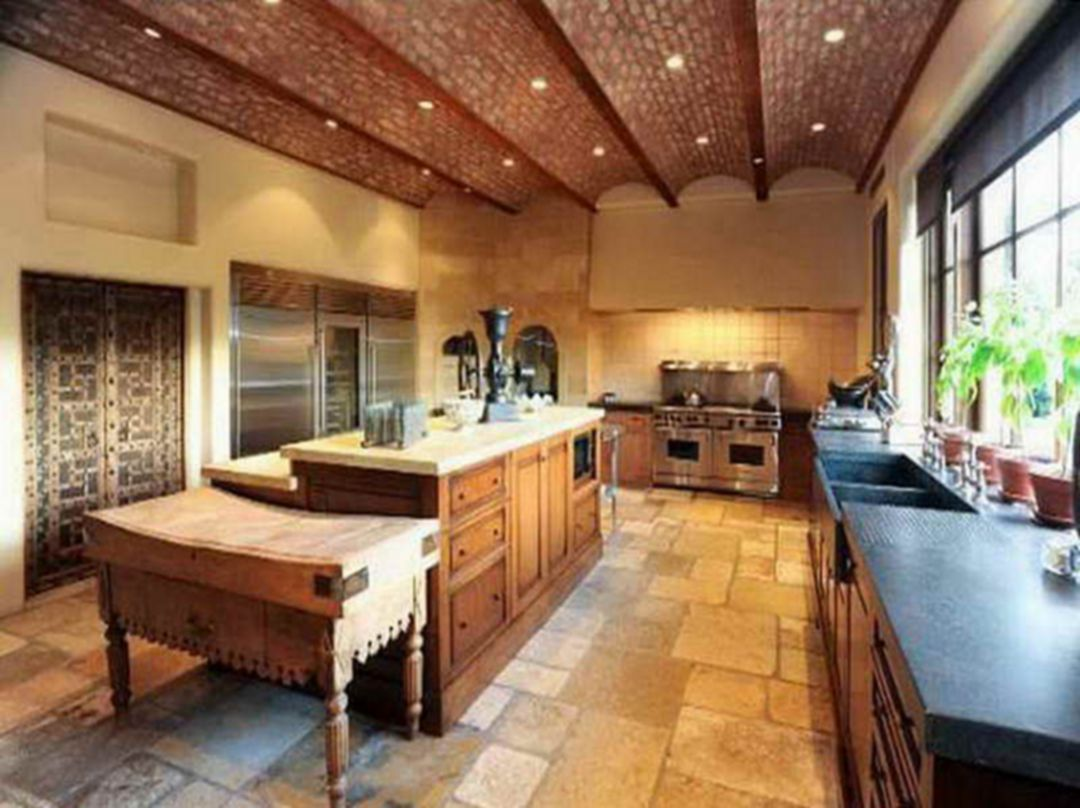 Brilliant wonderful italian rustic kitchen decorating ideas to