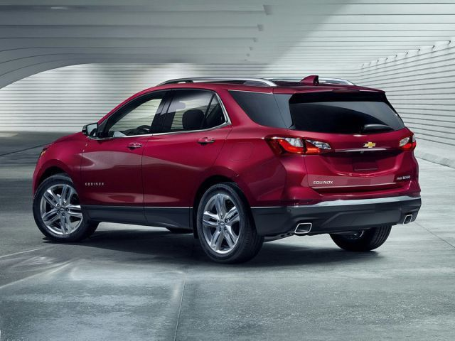 2019 Chevy Equinox rear Cars and motorcycles Pinterest