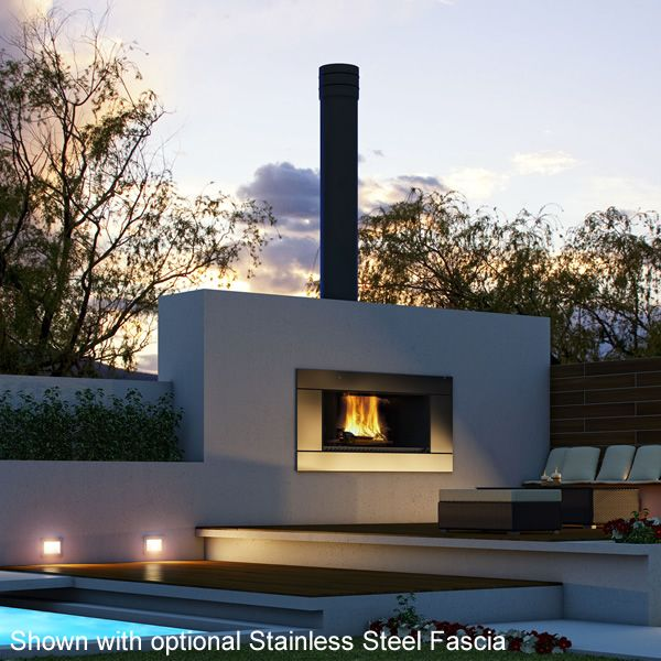 Beautiful sonoma Outdoor Fireplace