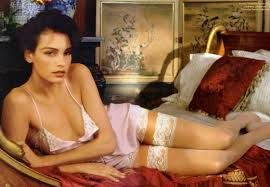 Hot sexy famke janssen playboy