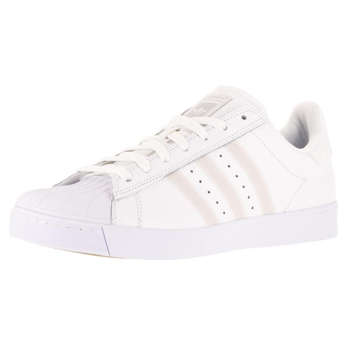 Adidas hombre 's Superstar Vulc / skate zapatos Adidas Superstars & Stan