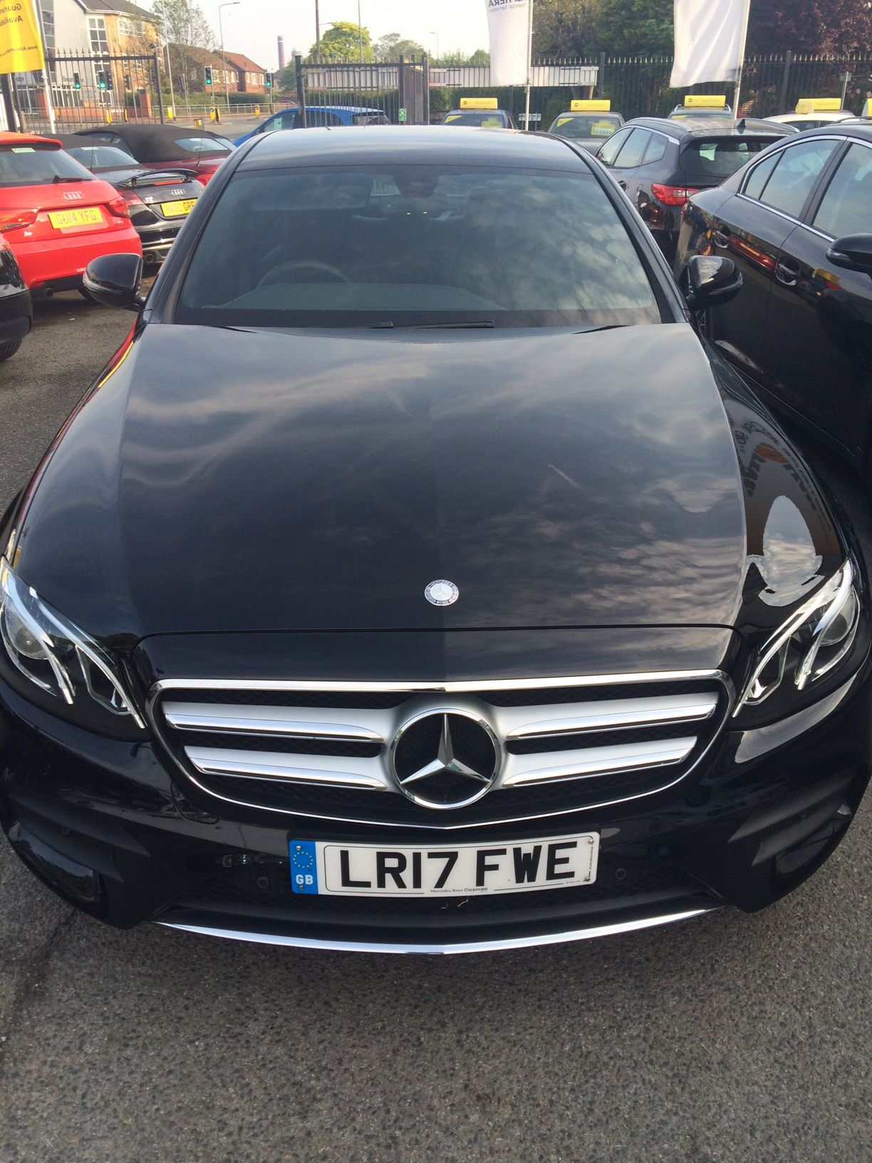 The Mercedes Benz E Class carleasing deal