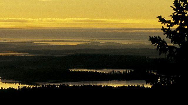 Naapurinvaara - Vuokatti