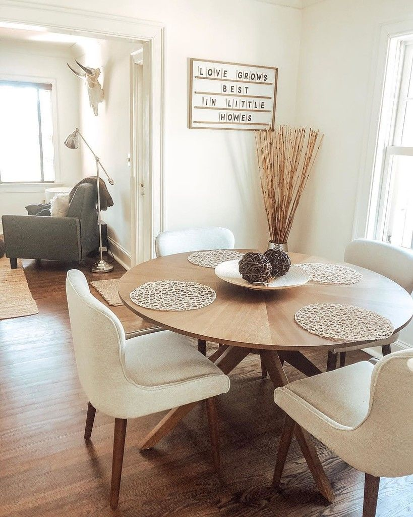 Photo of Conan Round Dining Table
