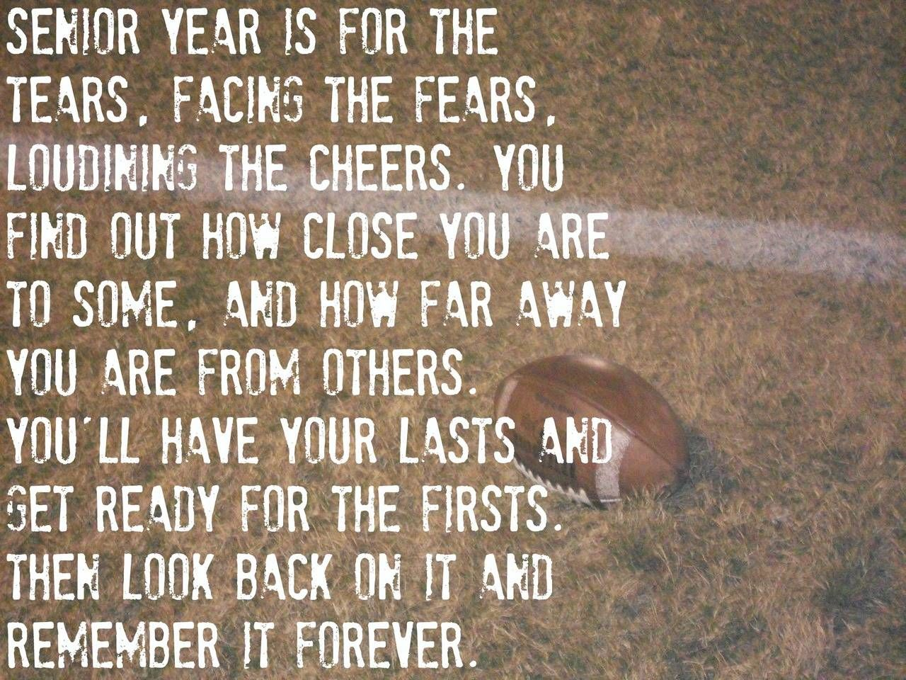 High School Senior Sports Quotes: Elisabeth Angelica Rose Cross Make The Most Of It