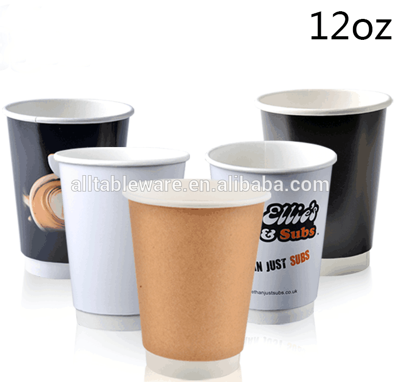 Disposable Double Wall Paper Cup