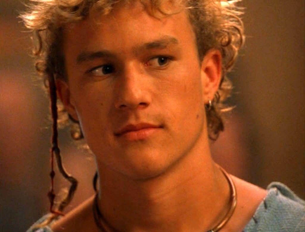 Heath Ledger In Roar Heath Ledger Heath Ledger Joker Actor