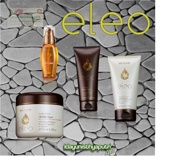 Eleo Perawatan Rambut Terbaik Oriflame untuk Mengatasi