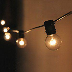 Guirlande Lumineuse Décorative éclairage Extérieur Imperméable Avec