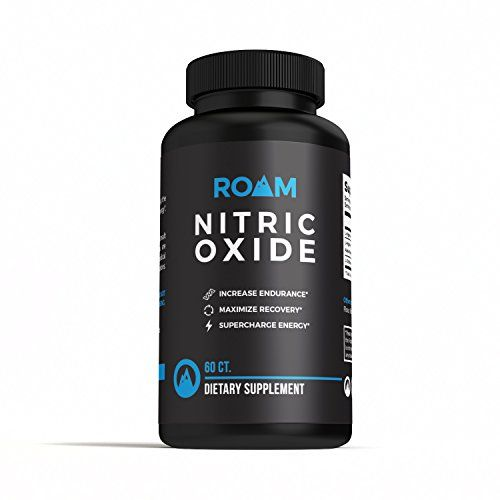 roam nitric oxide l arginine supplement l citrulline malate dietary supplement pills for