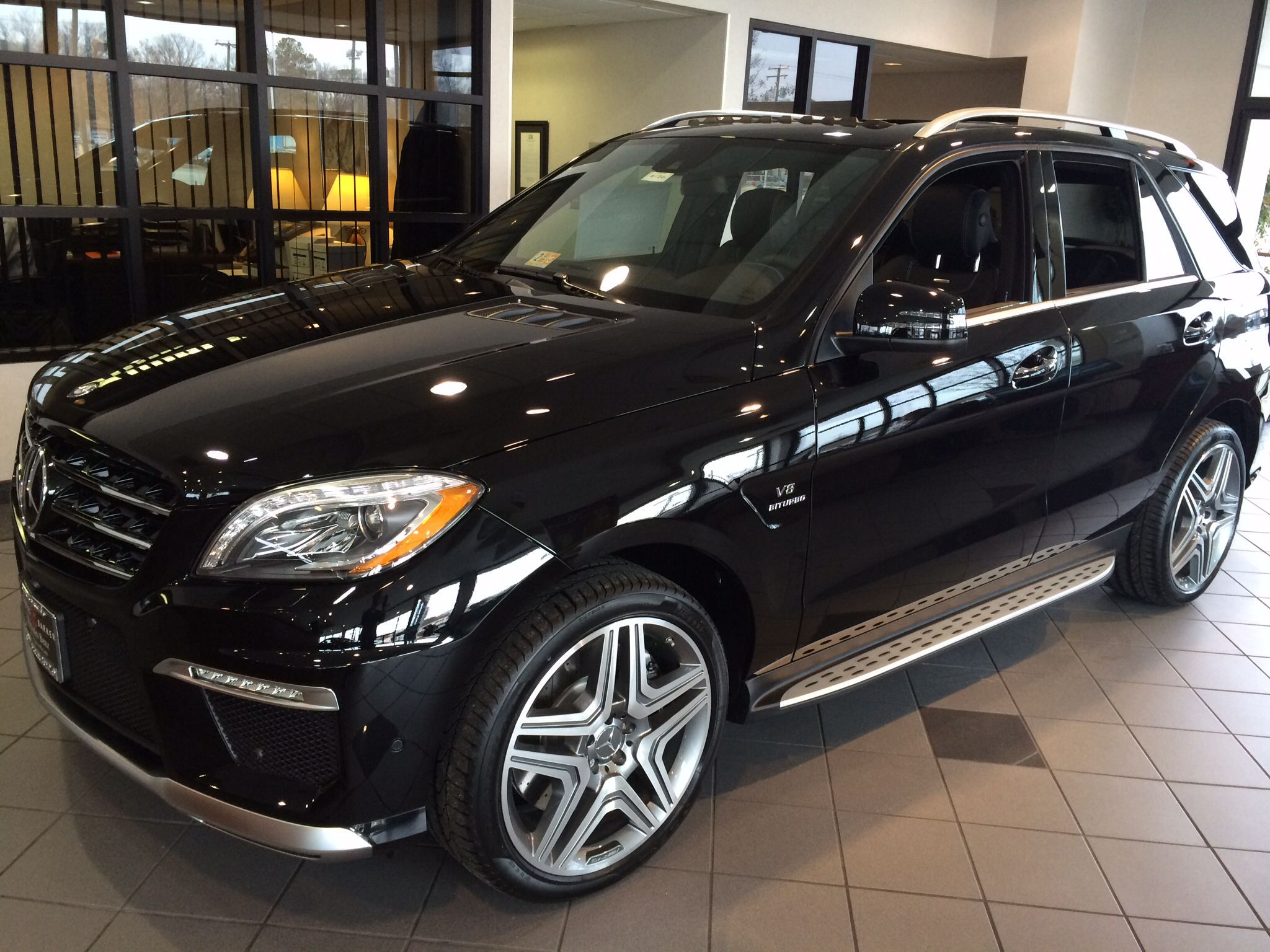 2014 ML63 AMG at Mercedes Benz of Virginia Beach