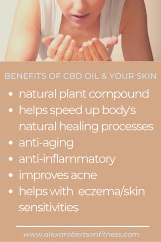 cbd skin care reviews