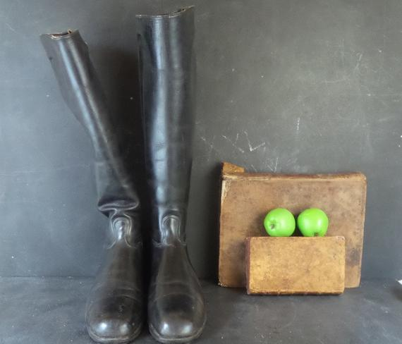 8e2dee8141cb7 Vintage Riding Boots Shoes Collectibles Home Decor Display Shop ...