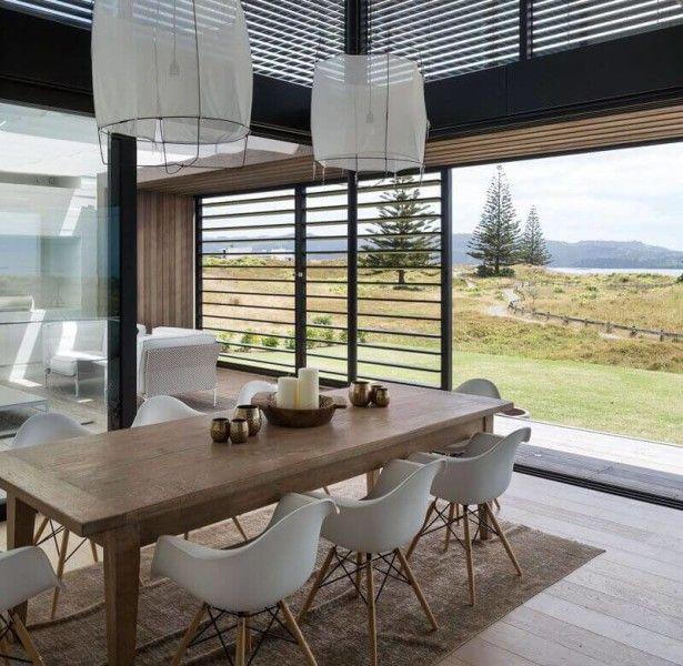 casa de playa diseo minimalista