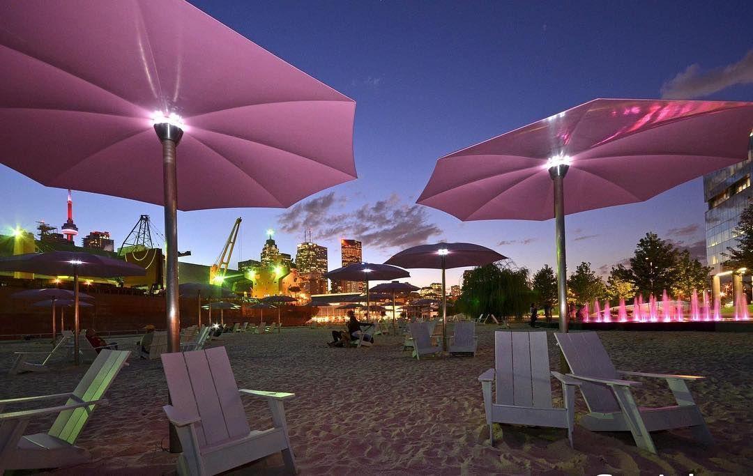 Sugar Beach Toronto Landscape and urbanism