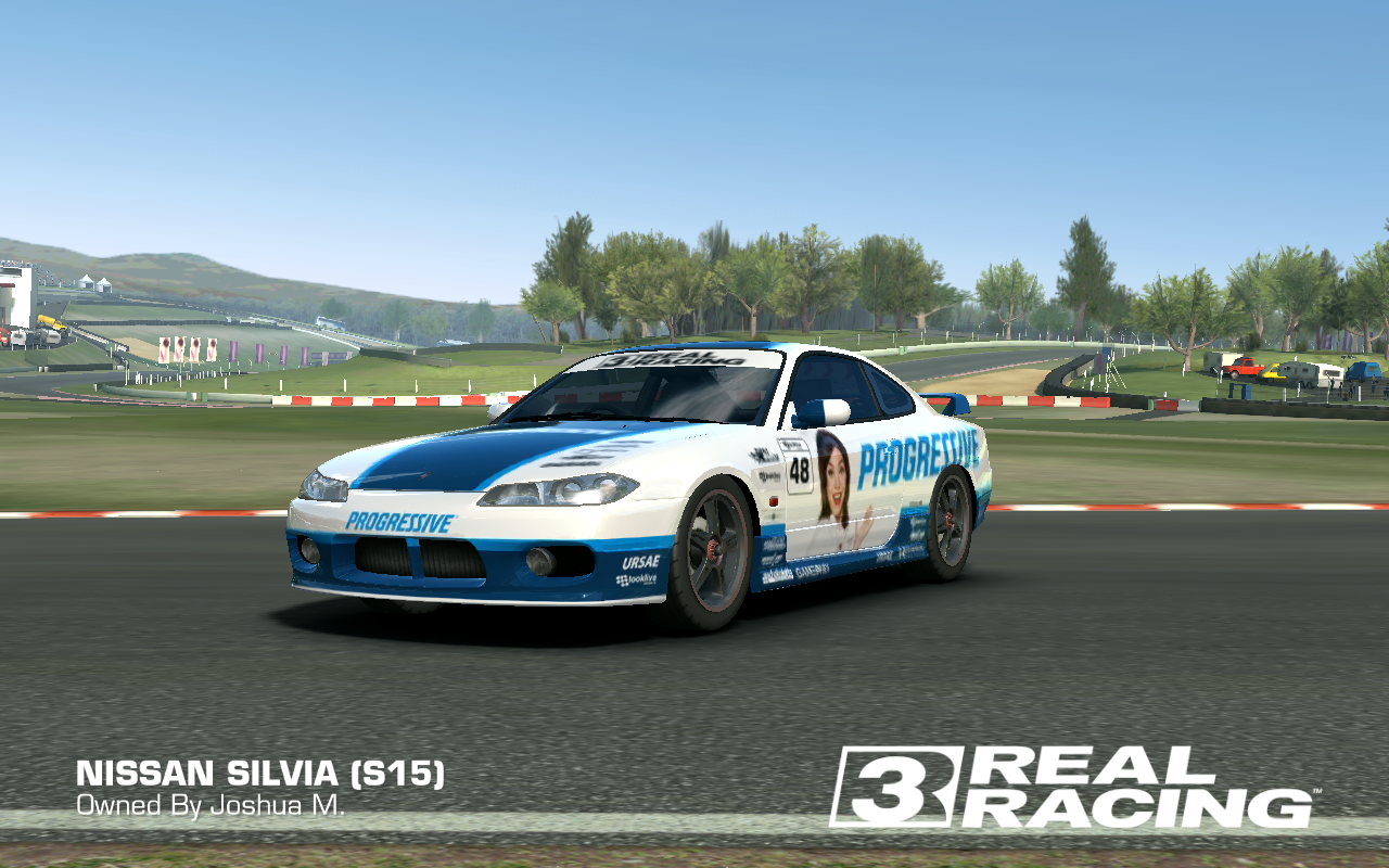 Nissan silvia s15 find this pin and more on real racing 3