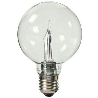 Led G25 Globe Clear Archipelago Lg25c24027k3 Dimmable Led Globe Light Bulbs Globe Decor
