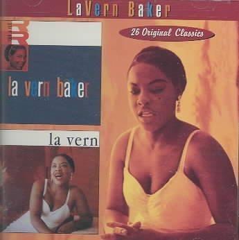 LaVern Baker - Lavern/Lavern Baker