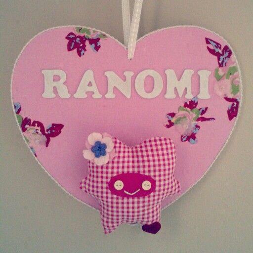 Geboortehart Ranomi