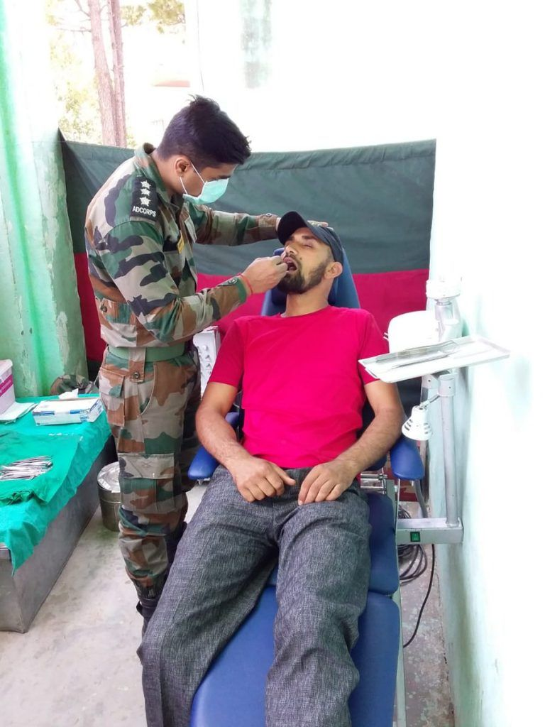Indian army dental corps notification 2019 indian army