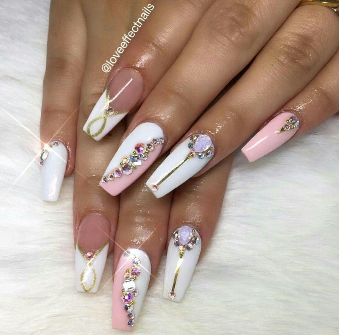 Pin von Leah Nadeau auf nail art to try out | Pinterest ...