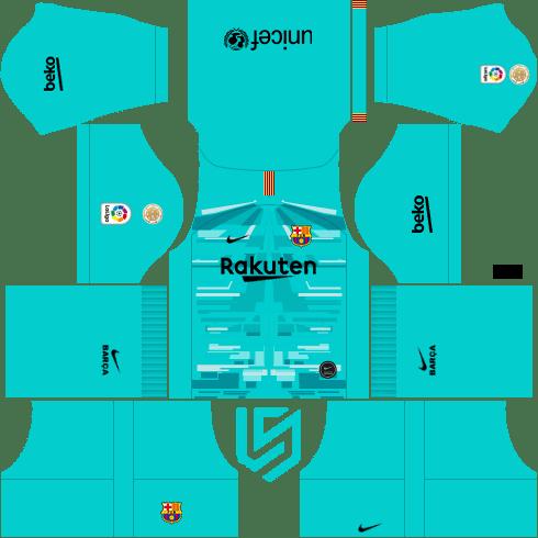 Dls Kits 2019 Nike Dls Kits 2019 In 2020 Goalkeeper Kits Barcelona Football Kit Soccer Kits