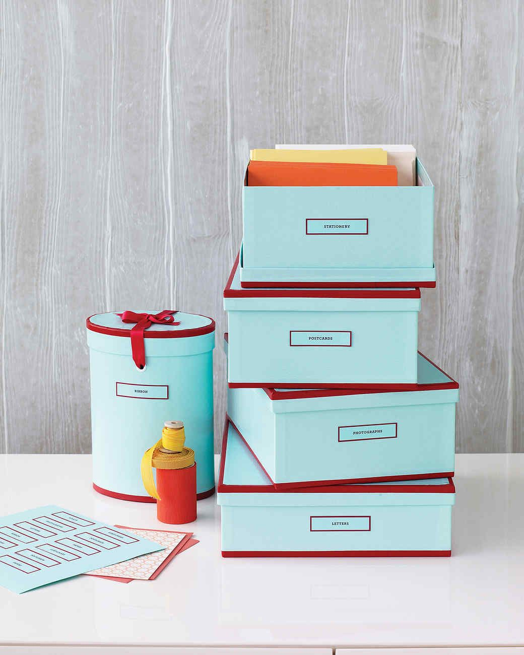 Fashion style Small stylish storage boxes for lady