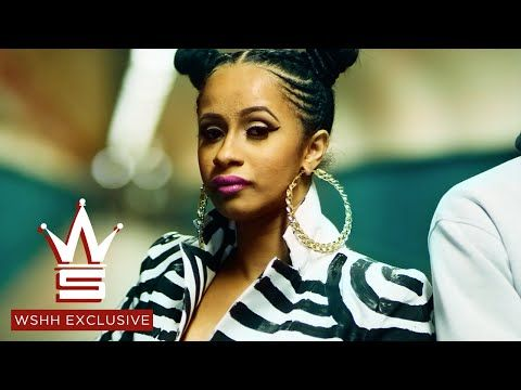 cardi b foreva wshh exclusive official music video youtube
