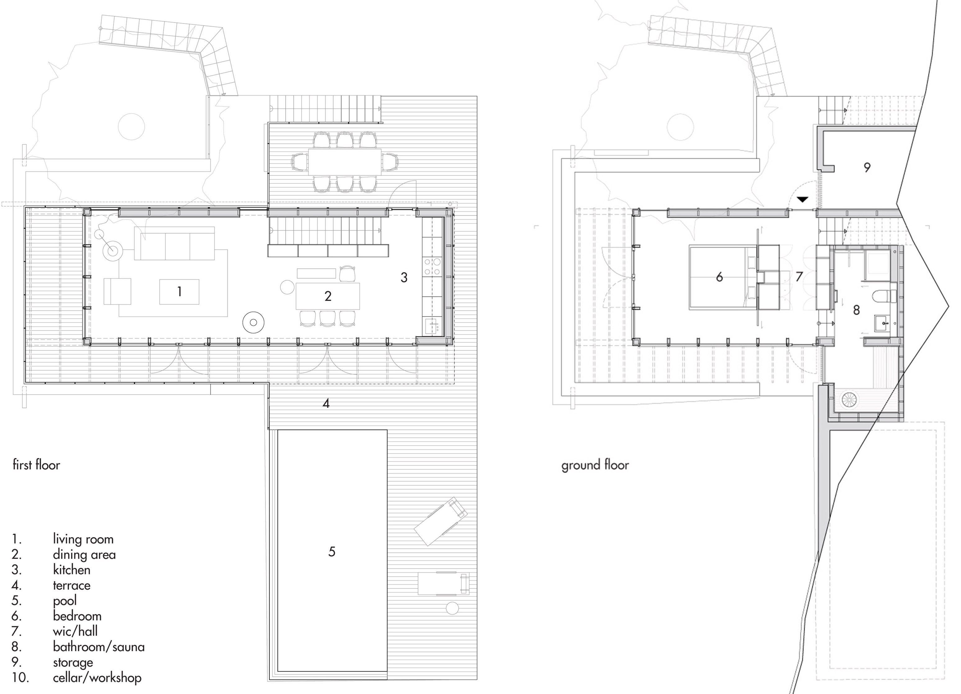 Andreas Martin Löf\'s Small Retreat Revamp in Sweden | Clever design ...