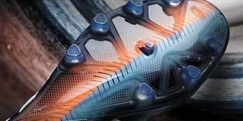 New Elegant Adidas 11Pro with Black and Flash Orange