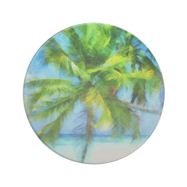 Ocean Fun Breeze Drink Coaster