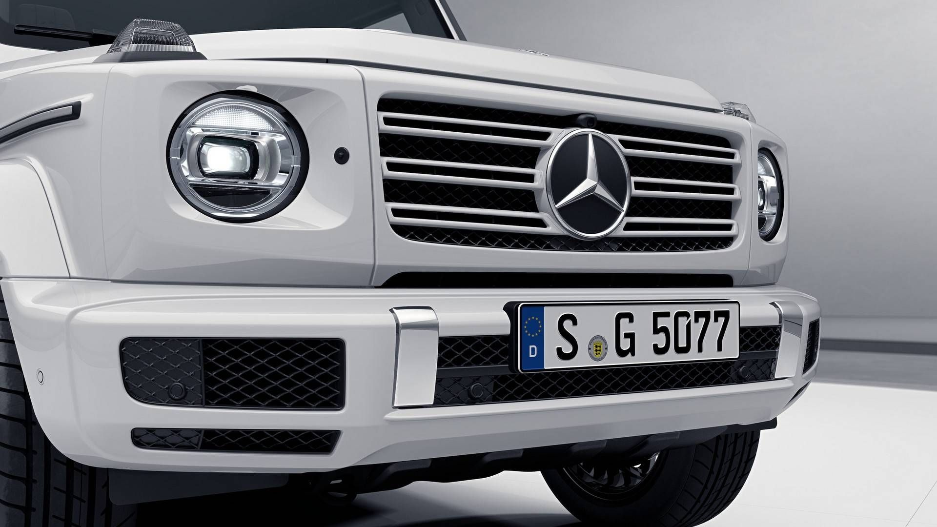 2019 Mercedes benz G class Diesel and Mpg