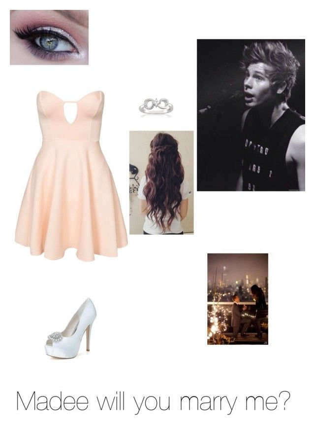 """""""Personal for Madee. Luke proposing to you."""" by jenmaedd ❤ liked on Polyvore featuring Oh My Love and Montebello Jewelry"""