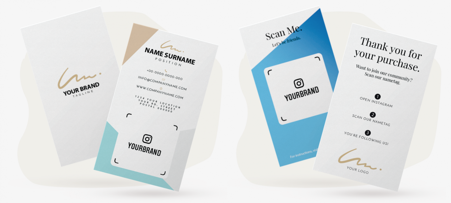 Everything You Need To Know About Business Cards And Qr Codes Brandly Blog Qr Code Business Card Coding Qr Code