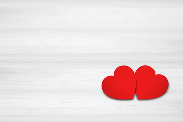 Valentine Heart Stock Photos Royalty Free Images Vectors Video White Wood Wood Background Stock Photos