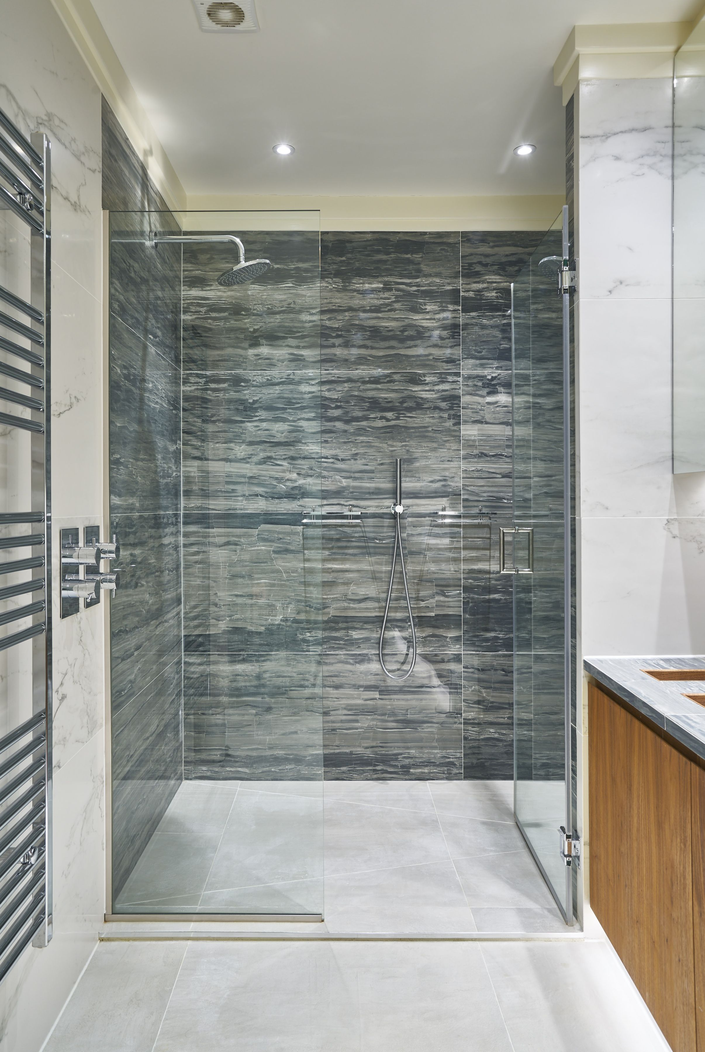 cool urban bathroomlondon heritage design for a