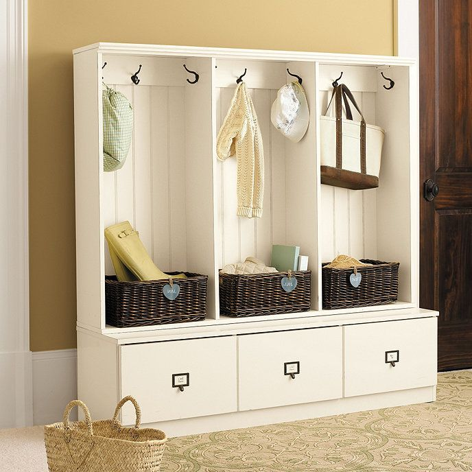 New Entryway Cabinet with Drawers