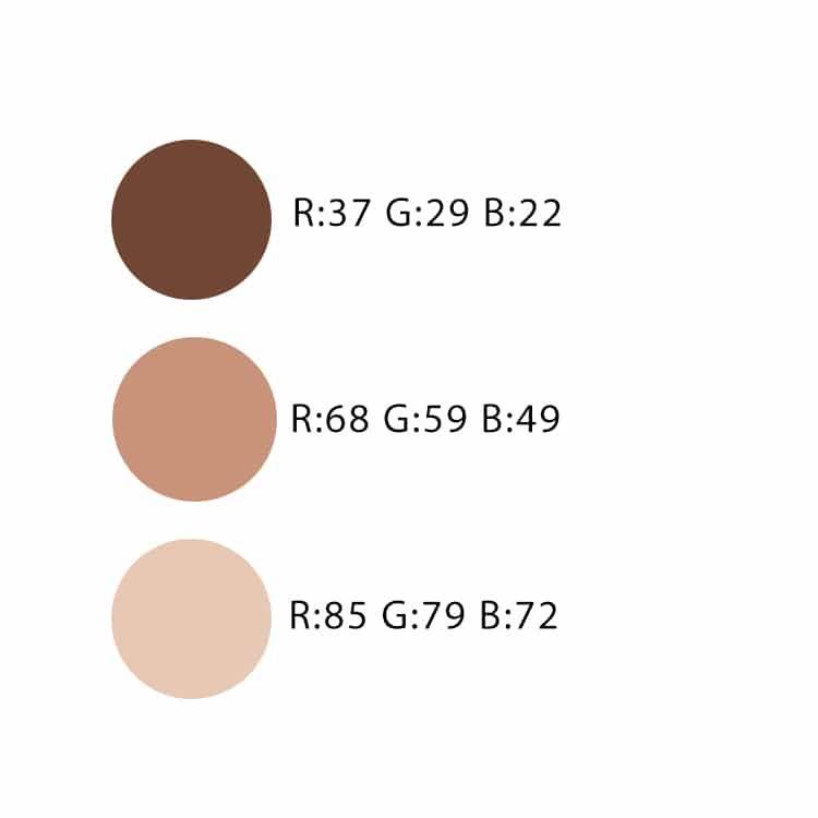How to edit skin tones in lightroom