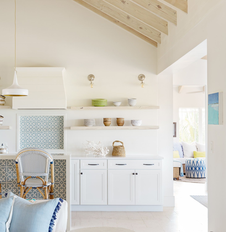 ISLAND Pillar & Peacock in 2020 White kitchen, All
